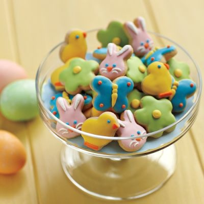 small easter cookies