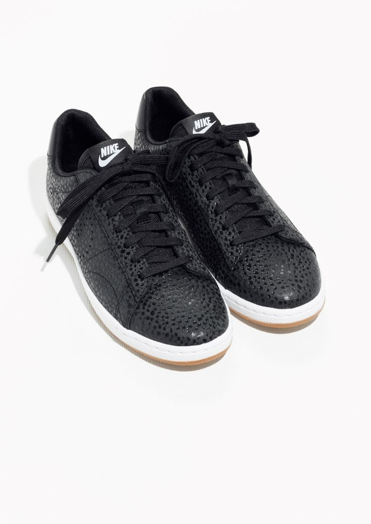 & Other Stories image 2 of Nike Tennis Classic Ultra Prm in Black