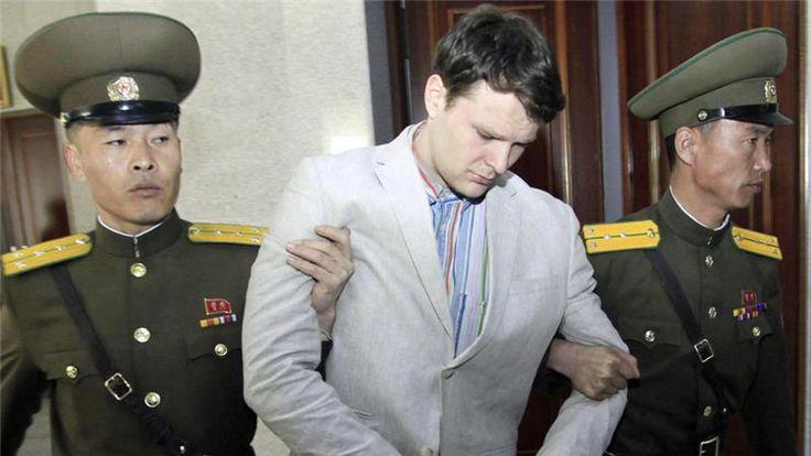 North Korea sentences American to 15 years' hard labour