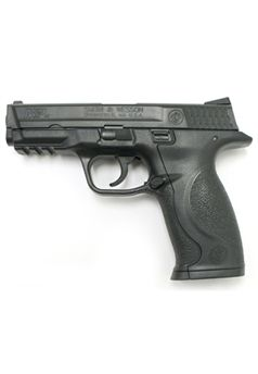 Smith & Wesson Black M and P Airguns | Buy Now at mrknife.com