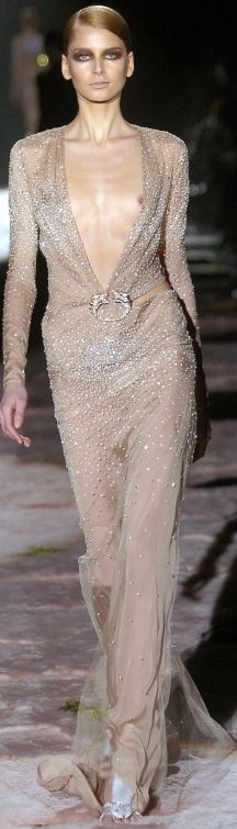 Tom Fords Last Collection for Gucci Fall Winter 2004
