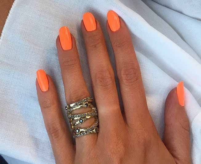 Best Nail Polish Colors To Match With Your Beautiful Dark Skin