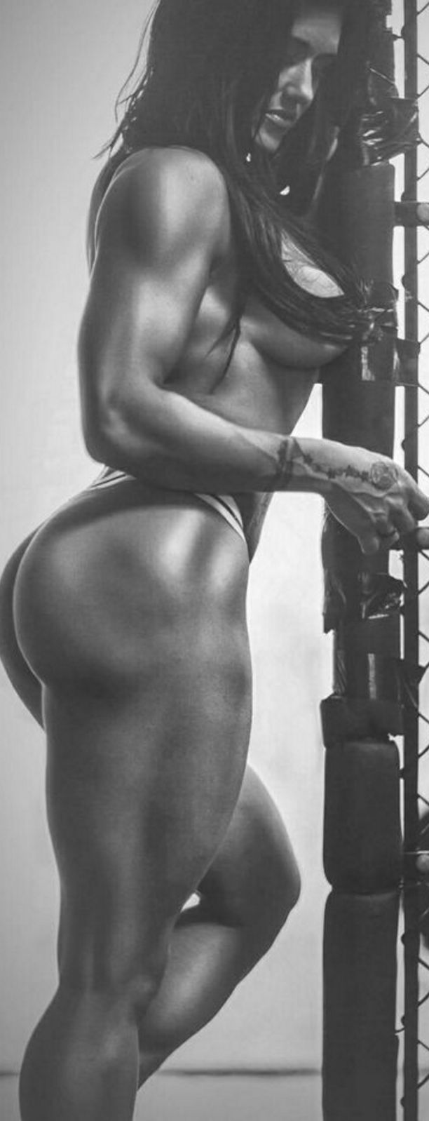 #fitness #motivation #muscle | BLACK & WHITE BODIES | Pinterest | Muscles, Motivation and Muscle girls