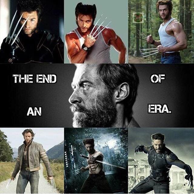Wolverine was always my favorite, Hugh Jackman portrayed him perfectly and it'll be hard to find a new one. So here's to the legendary Hugh Jackman!