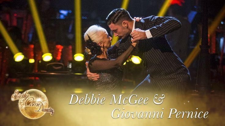 Debbie & Giovanni Argentine Tango to 'Por Una Cabeza' - Strictly Come Da...