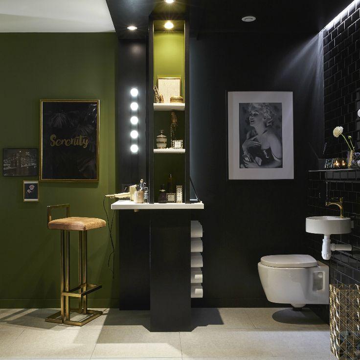 les 52 meilleures images du tableau wc sur pinterest salles de bains demies salles de bain et. Black Bedroom Furniture Sets. Home Design Ideas