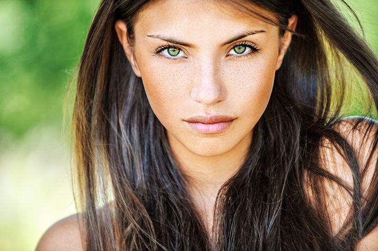 Schminktipps für grüne Augen › beautytipps.ch