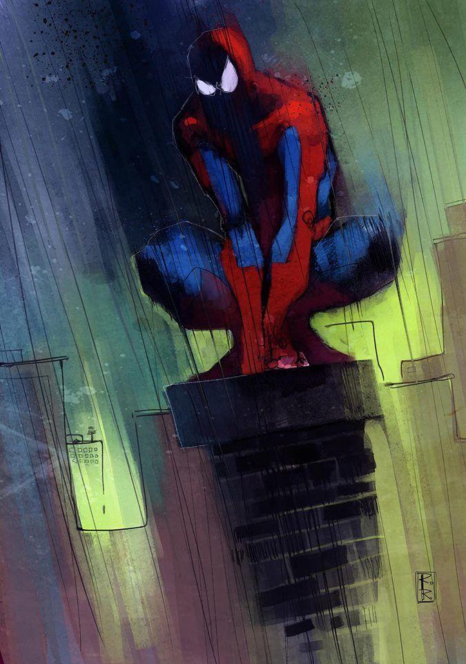 Spider-Man by Rod Reis *