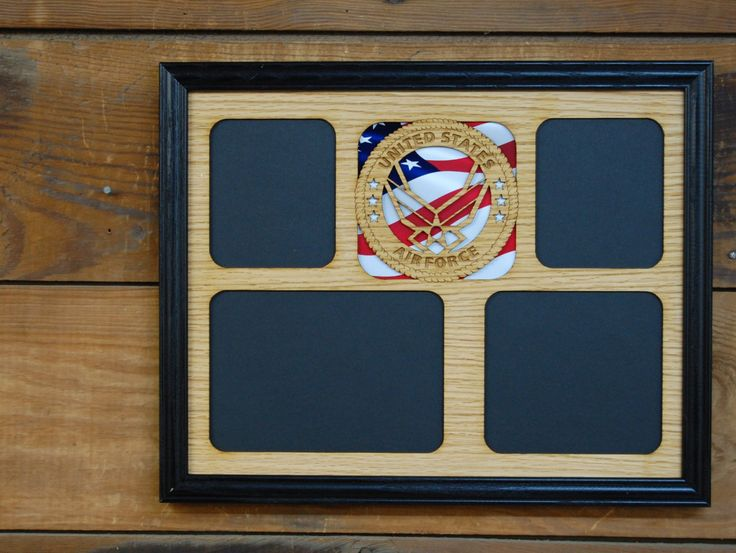 11x14 us air force picture frame military picture frame laser engraved picture frame