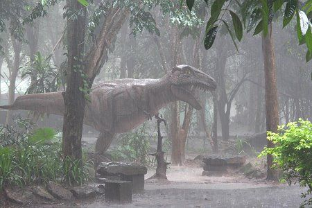 THAILAND! Phuwiang Dinosaur Museum in Khon Kaen. Stop for a cheeky night in Khon Kaen [uni city] on the way to Vientiane from Siem Reap.