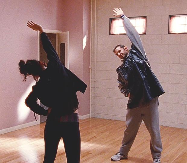 Silver Linings Playbook - Jennifer Lawrence, Bradley Cooper