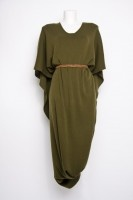 Lana Wrap Olive. You can wear it in ten different ways, over anything from skinny jeans and leather jacket to a LBD. Just add your style! Now in stock http://www.lforlazarus.com