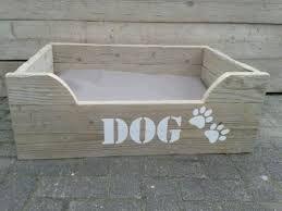 hondenmand steigerhout - Google zoeken