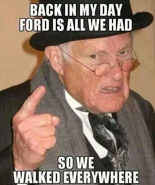 ahahahahahahahahahahahahaahhahahahahahaahahahahaahah okay some older fords ar egood though but omg yesss it is the some of the new ones found on rode dead ford
