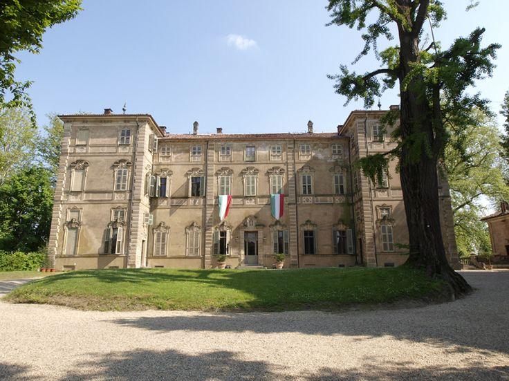 Castello di Santena, un'altra Venaria di Torino