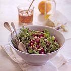 Een heerlijk recept: Bietensalade van rode biet en blauwe kaas