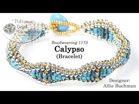 Calypso Bracelet (Tutorial) - YouTube