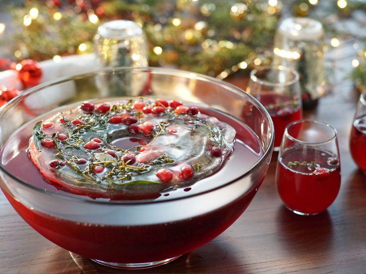 296 best valeries home cooking images on pinterest appetizer cranberry orange holiday punch forumfinder Images
