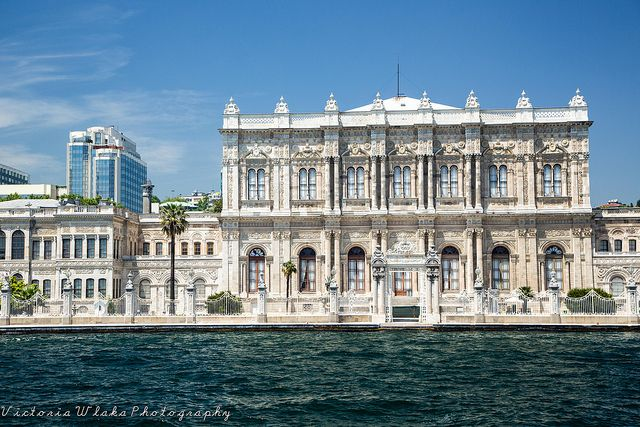 *TURKEY ~ Dolmabahce Palace, Istanbul,