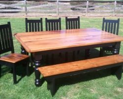 OMG!! I would love this... I love Amish furniture. Old Barn Star Handcrafted Amish Furniture Company
