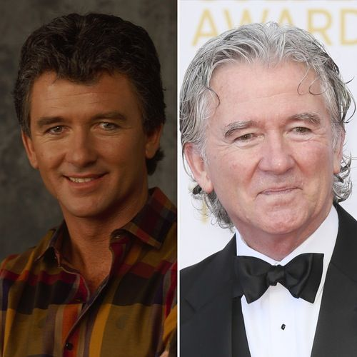 It's Patrick Duffy's 67th Birthday — See the Cast of 'Step by Step' Then and Now!