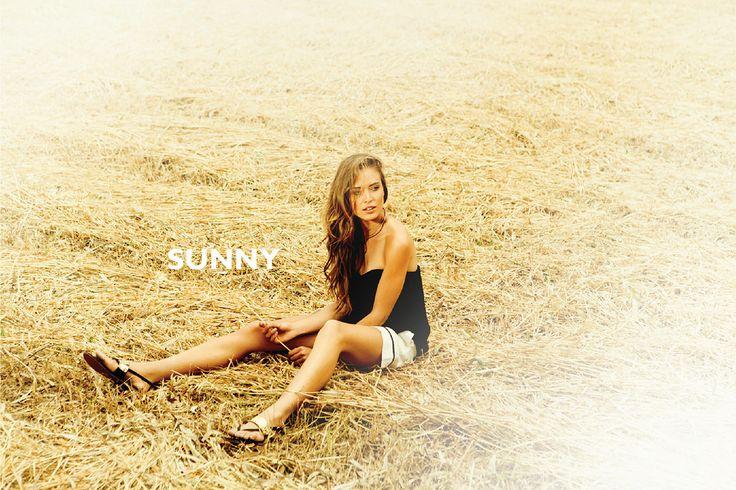 Greek summer is SUNNY...