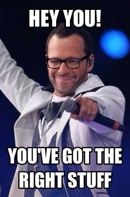 <3 Donnie, NKOTB, new kids on the block, Donnie Wahlberg