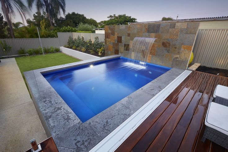 1000 images about plunge pool on pinterest the smalls for Plunge pool design uk