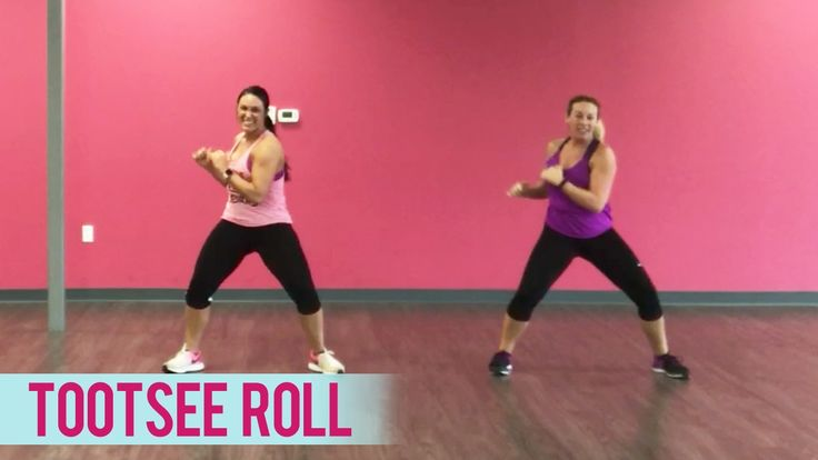69 Boyz - Tootsee Roll (Dance Fitness with Jessica) - YouTube