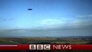 Best UK UFO Footage Ever Caught Live on BBC News | OVNI UFO's England
