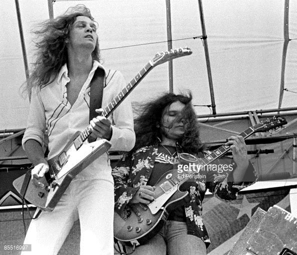 Photo of LYNYRD SKYNYRD Allen Collins and Gary Rossington News Photo | Getty Images