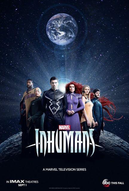 Inumanos (Marvel's Inhumans)
