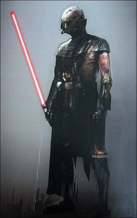 Broken Vader :/