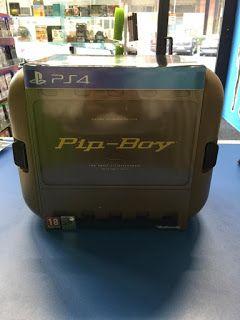 #GameUpCinisello #Balsamo: #Offertaps4 #Collector's #PipBoy per #Playstation4