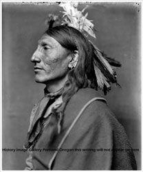 Male Profile Native American Faces Amp Profiles