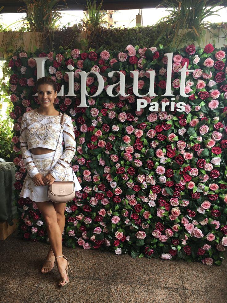 Lauren Phillips at the Lipault Paris Australia AW17 Launch Event