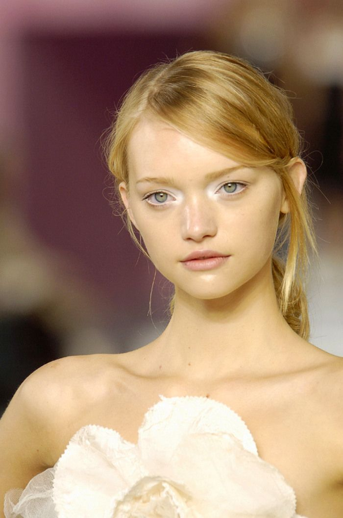Favourite girl, Gemma Ward - Paris Fashion Week - Chanel 2006