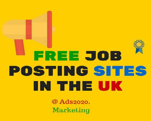 minimize your cost to 0 by posting ads of your business to uks most popular