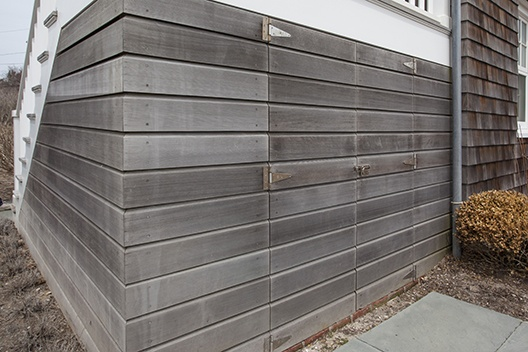 Modern exterior wood siding modern exterior for Contemporary siding ideas