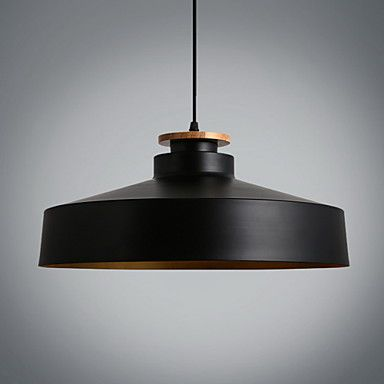 Pendant+Lights+Modern/Contemporary+Bedroom+/+Dining+Room+/+Kitchen+/+Study+Room/Office+E26/E27+Metal+–+AUD+$+135.76