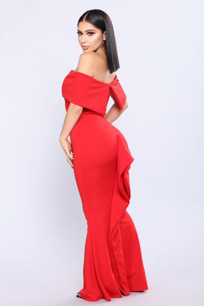 8101cd572dc Penthouse Floor Dress - Red in 2019