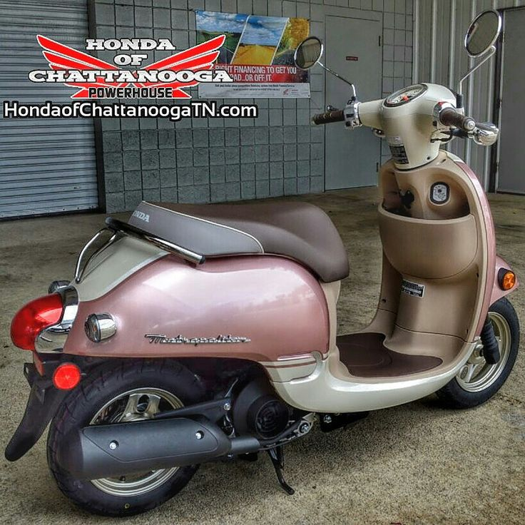 Pink Honda Scooter For Sale - Chattanooga TN Scooter Dealer : Honda of Chattanooga. $0 Down Financing Available at www.HondaofChattanoogaTN.com