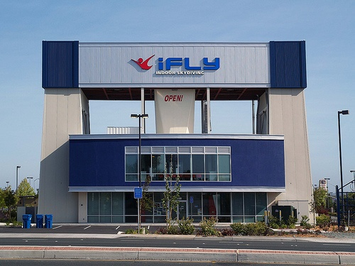 iFly Indoor Skydiving Union City, CA