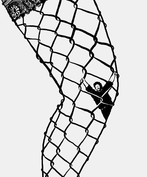 Wolphins.com / © Illustrator Alexander Vasin / Zimin / Magazine illustration