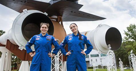 Türk öğretmenlere ABD'de astronot eğitimi