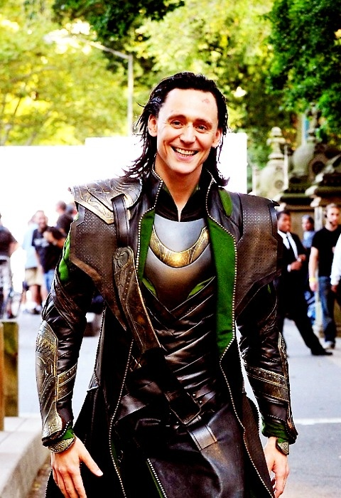 Tom Hiddleston/Loki- That smile… could light up the world 3