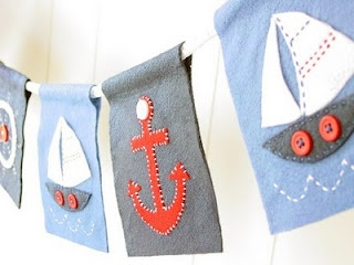 cute nautical banner