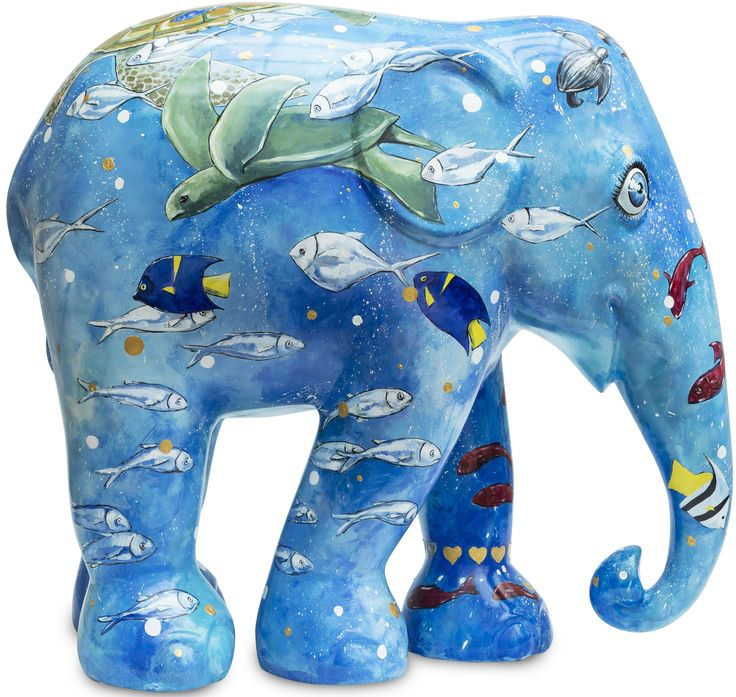 Elephant Parade » Tatá