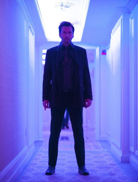 David Tennant would tell you how Jessica Jones connects to the Marvel Universe, but then he'd have to exterminate you.