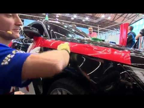 FESPA World Wrap Masters Wrap Training: Wrapping with Chrome - YouTube